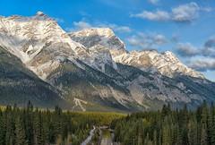Canadian Rockies (Phil's Pixels) Tags: canadianrockies peaks mountains rockymountains sprayvalley kananaskis canmore alberta canada