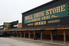 The famous Wall Drug in Wall, South Dakota (Hazboy) Tags: hazboy hazboy1 wall south dakota april 2019 west western us usa america
