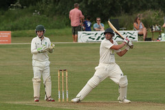 121 (Dale James Photo's) Tags: buckingham town cricket club iis 2nds seconds twos abingdon vale cc cherwell league division one bourton road