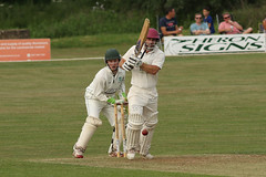 133 (Dale James Photo's) Tags: buckingham town cricket club iis 2nds seconds twos abingdon vale cc cherwell league division one bourton road