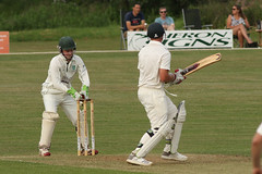 129 (Dale James Photo's) Tags: buckingham town cricket club iis 2nds seconds twos abingdon vale cc cherwell league division one bourton road