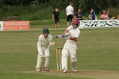134 (Dale James Photo's) Tags: buckingham town cricket club iis 2nds seconds twos abingdon vale cc cherwell league division one bourton road