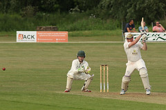 132 (Dale James Photo's) Tags: buckingham town cricket club iis 2nds seconds twos abingdon vale cc cherwell league division one bourton road