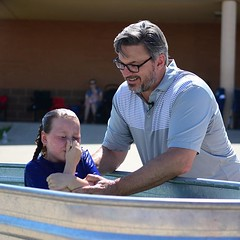 We loved getting to celebrate baptisms last Sunday! This is was Emmerson's public declaration of putting her trust and faith in Jesus. We are excited to journey with you, Emmerson as you grow in a deep and meaningful life in. Christ! (rcokc) Tags: we loved getting celebrate baptisms last sunday this is was emmerson's public declaration putting her trust faith jesus excited journey with you emmerson grow deep meaningful life in christ