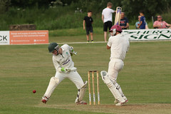 135 (Dale James Photo's) Tags: buckingham town cricket club iis 2nds seconds twos abingdon vale cc cherwell league division one bourton road
