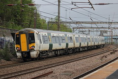 387113 (1) (ANDY'S UK TRANSPORT PAGE) Tags: trains harringay class387 tsgn greatnorthern