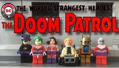 Doom Patrol (mattyjory) Tags: moc minifigs doompatrol patrol doom lego dc dccomics