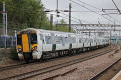 387119 (1) (ANDY'S UK TRANSPORT PAGE) Tags: trains harringay class387 tsgn greatnorthern