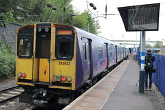 313033 (ANDY'S UK TRANSPORT PAGE) Tags: trains harringay class313 tsgn greatnorthern