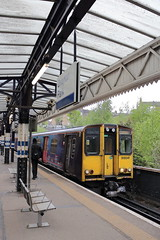 313041 (ANDY'S UK TRANSPORT PAGE) Tags: trains draytonpark class313 tsgn greatnorthern