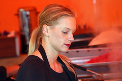 The beauty at work... (irio.jyske) Tags: queen lady female girl miss mrs beautiful beauty travelphotograph travelphotographer travelpic travel travelscape travelphotos tent colors red brunette black slips food restaurant bar cafe work busy nice cityphotograph citypic cityscape cityscapes cityphotographer city camera townphotograph townscapes townscape townphtograph town townphotos townpic townscapephotograph townphotographer townscapephotographer tourist marketplace marketsquare summeryime
