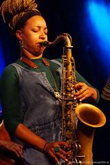 Nubya Garcia: sax (jazzfoto.at) Tags: sonyalpha sonyalpha77ii alpha77ii sonya77m2