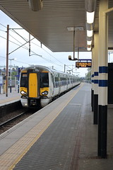 387113 (ANDY'S UK TRANSPORT PAGE) Tags: trains finsburypark class387 tsgn greatnorthern