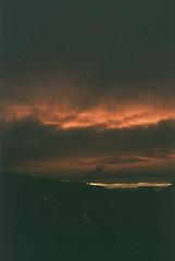 industrial landscape at sunset (Vinzent M) Tags: sofia bulgaria werra tessar 50 zniv българия со́фия