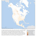 Total Carbon Content for All Fire Types, 2015: North America