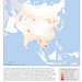 Total Area Burned for All Fire Types, 2015: Asia