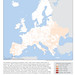 Total Area Burned for All Fire Types, 2015: Europe