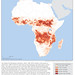 Total Area Burned for All Fire Types, 2015: Africa