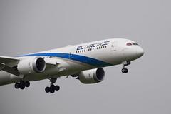 El Al B789, 4X-EDI, LHR (LLBG Spotter) Tags: lhr b787 aircraft egll 4xedi elal airline