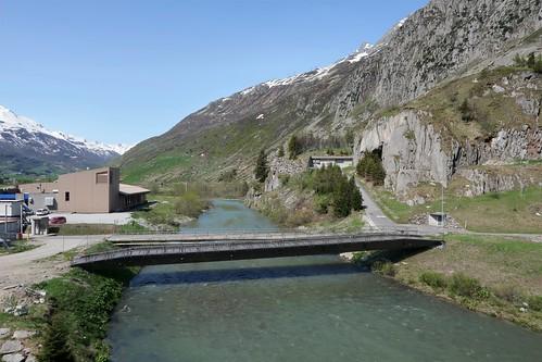 Andermatt - Military Bridge