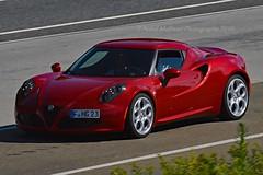 Sports car : Alfa Romeo 4C Coupé (Nabil Molinari Photography) Tags: sports car alfa romeo 4c coupé