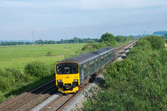 GWR Class 150 Sprinter at Exminster (philwakely) Tags: class150 sprinter exminster