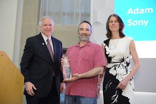 Adam Goldberg Receives the Lechner Award