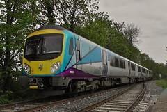 Class 185 TPEX Diesel Unit No. 185150 at York - 5th May 2019 (allan5819 (Allan McKever)) Tags: dmu diesel tpex transpennineexpress 185150 unit train rail railway york yorkshire scarboroughbridge mainline blue travel transport uk england class185