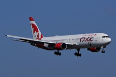 Air Canada Rouge (Th1200) Tags: boeing76738eer cn25404
