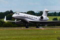 N65FG (matt_dvc) Tags: aviation planespotting luton ltn londonlutonairport avgeek bizjets avporn nikon sigma