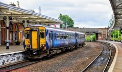 156462 @ Dumfries (A J transport) Tags: