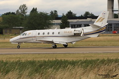 Cessna 560XL Citation XLS IKAR Aviation S5-ICR 560-5236 Enntzheim juillet 2017 (Thibaud.S.) Tags: cessna 560xl citation xls ikar aviation s5icr 5605236 enntzheim juillet 2017