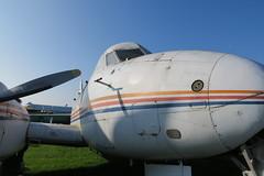 De Havilland DH104 Dove Mk.8 (Intothevoid._) Tags: dehavilland dehavillanddove museum aviationmuseum airplane aircraft aviation aeroplane plane planes civilaviation canon canonphotography