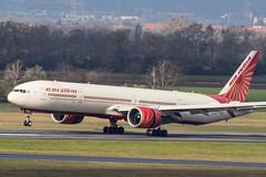 VT-ALK | Air India | Boeing B777-337(ER) | CN 36309 | Built 2007 | VIE/LOWW 06/04/2019 (Mick Planespotter) Tags: aircraft airport 2019 nik sharpenerpro3 b777 vtalk air india boeing b777337er 36309 2007 vie loww 06042019 schwechat vienna flight airindia