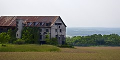 Dormers In The Barn-HWW (☼☼ Jo Zimny Photos☼☼) Tags: windowwednesday barn old dormer windows upstateny scenery country rural