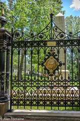 Thomas Jefferson gravesite (Al Fontaine) Tags: thomasjefferson monticello virginia historic historicstructures history presidents