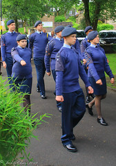 Uppermill D-Day 75 Remembrance Service 5 June 2019 -6 (clowesey) Tags: dday 75 uppermill royal british legion dday75 royalbritishlegion uppermillband oldhamatc aircadets