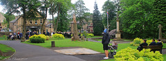 Uppermill D-Day 75 Remembrance Service 5 June 2019 -2 (clowesey) Tags: dday 75 uppermill royal british legion dday75 royalbritishlegion uppermillband oldhamatc aircadets