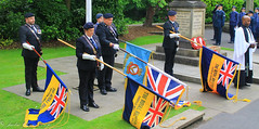 Uppermill D-Day 75 Remembrance Service 5 June 2019 -29 (clowesey) Tags: royal british 75 dday legion aircadets uppermill royalbritishlegion uppermillband dday75 oldhamatc