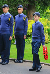 Uppermill D-Day 75 Remembrance Service 5 June 2019 -24 (clowesey) Tags: dday 75 uppermill royal british legion dday75 royalbritishlegion uppermillband oldhamatc aircadets