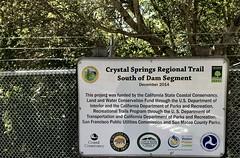 #Walking at #CrystalSprings #SawyerCampTrail (Σταύρος) Tags: regionaltrail crystalspringspark walking crystalsprings sawyercamptrail kalifornien californië kalifornia καλιφόρνια カリフォルニア州 캘리포니아 주 cali californie california northerncalifornia カリフォルニア 加州 калифорния แคลิฟอร์เนีย norcal كاليفورنيا