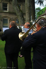 Uppermill D-Day 75 Remembrance Service 5 June 2019 -31 (clowesey) Tags: dday 75 uppermill royal british legion dday75 royalbritishlegion uppermillband oldhamatc aircadets