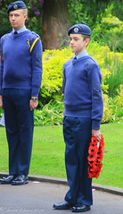 Uppermill D-Day 75 Remembrance Service 5 June 2019 -25 (clowesey) Tags: dday 75 uppermill royal british legion dday75 royalbritishlegion uppermillband oldhamatc aircadets