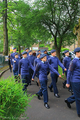 Uppermill D-Day 75 Remembrance Service 5 June 2019 -5 (clowesey) Tags: royal british 75 dday legion aircadets uppermill royalbritishlegion uppermillband dday75 oldhamatc