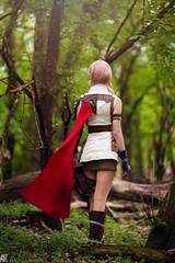Lightning (Kaze_Photography) Tags: lightning finalfantasy finalfantasy13 ff13 finalfantasyxiii cosplay コスプレ