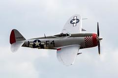 549192/G-THUN P-47 Thunderbolt 'Nellie B' (amisbk196) Tags: airfield aircraft dday dday75 flickr amis aviation unitedkingdom daksoverduxford 2019 uk duxford 549192gthun p47 thunderbolt nellieb