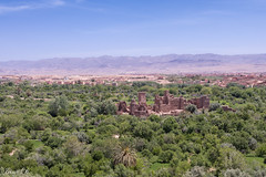 The one of the 1000 kasbahs (Irina1010) Tags: valleyoftheroses hightatlas valleyof1000kasbahs kasbah landscape panorama mountains beautiful history morocco canon 2019 coth5 outstandingromanianphotographers