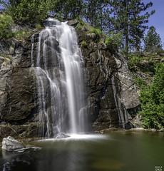 Mirabeau Point Park Falls 2 (Dennis_R_Smith) Tags: 20190604 mirabeaupointpark spokanevalley washingtonstate easternwashington watefalls landscape park sonya7iii