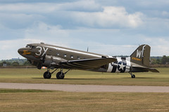 292847 Douglas C-47 Skytrain 'That's All Brother' (amisbk196) Tags: airfield aircraft dday aviation flickr amis dday75 unitedkingdom 2019 daksoverduxford uk duxford 292847 douglas c47 skytrain thatsallbrother