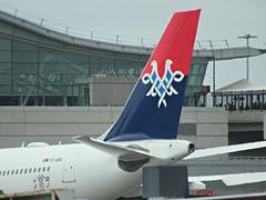 JU A330-202 YU-ARA (kenjet) Tags: nyc newyorkcity ny plane tail jet jfk airline airbus flugzeug ju airliner jfkairport kennedyairport 332 etihad a332 jetairways a330202 a6eyc airserbia yuara vtjwj